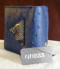 GUESS ELYZA OSTRICH EMBOSSED WALLET