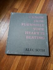 SIGNED Alec Soth I Know How Furiously Your Heart Is Beating Mack Photo Book New