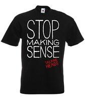 Talking Heads Stop Making Sense Retro Music T Shirt