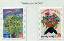 19650) UNITED NATIONS (Geneve) 1996 MNH** Nuovi** Peace -