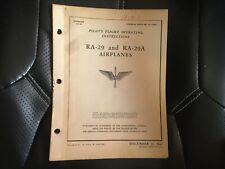 A-29 Hudson original Flight Manual