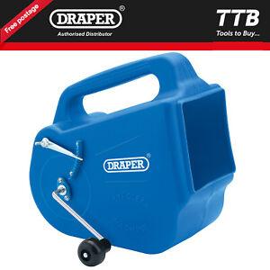 Draper Tyrolean Cement Flicker Machine - Tyrol Render Sprayer Gun 02171
