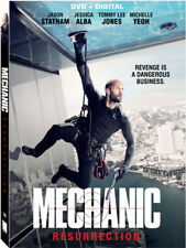 Mechanic Resurrection [New DVD]