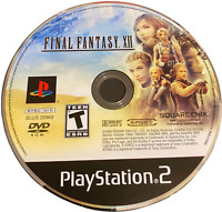 Final Fantasy XII Disc Only PS2 PlayStation 2 Game