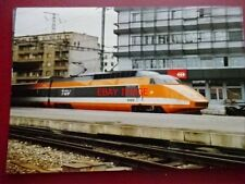 PHOTO  FRANCE SNCT TGV SET NO 14
