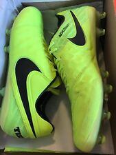 Men's Nike Tiempo Legend VI AG-Pro Volt Soccer Cleats Size 8 - 844593 708  New