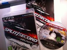 Gioco PS3 usato garantito SPLIT SECOND VELOCITY versione italiana