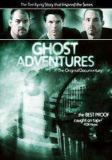 Ghost Adventures (Dvd, 2010) the Original Documentary Zak Bagans, Nick Groff New
