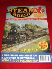 STEAM WORLD - EXETER ACTION IN JULY '54 - March 1995 # 93
