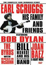 Earl Scruggs - His Family And Friends [DVD] [2005],  Vgc. DVD, Earl Scruggs,