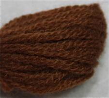 Paternayan Persian Wool 8 Yarn Skein - Color 416 - Dark Biscuit Brown - 3 Ply