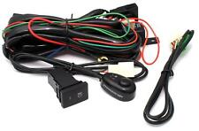 DRIVING LIGHT HARNESS FOR TOYOTA LED HID LIGHTS - Type 1 - ABR WITH 2 SWITCHES
