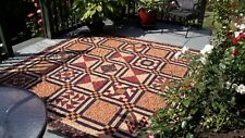 Patchwork quilt  King size  Ready to used