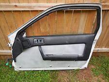 RX7 LRB Speed POWER WINDOW FC3S FC Aluminum Door Panel Card 86-91 Mazda Wankel