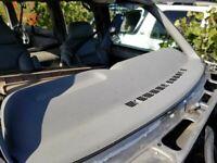 99-02 Old Body Style Silverado Sierra Dashboard Dash Instrument Panel 10155410