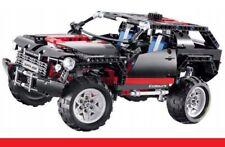 ### ALL-TERRAIN CAR - OFF ROAD VEHICLE - SUV - DECOOL BLOCKS ###