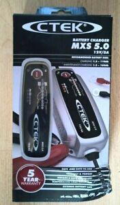 CTEK MXS 5.0 12V Battery Charger