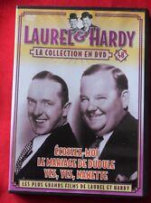 Laurel et Hardy, écossez moi + 2 episodes, DVD N° 48