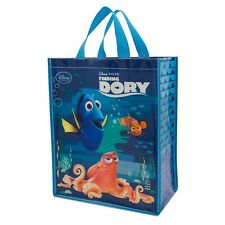 BNWT FINDING DORY Shopper Tote Shopping Bag Disney Store