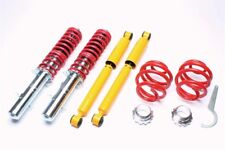 coilover adjustable suspension lowering kit