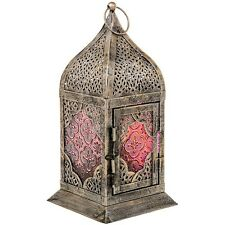 PUNTO FAVOLOSO a cupola in Stile Marocchino Lanterna portacandele