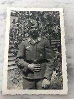 VECCHIA FOTOGRAFIA 1943 MILITARE SECONDA GUERRA OLD PHOTOGRAPH