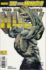 Marvel Comics The Incredible Hulk #33 of 101 (100 pages) 2001 Very Fine