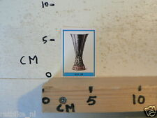 STICKER,DECAL VOETBAL 78 PANINI VOETBAL SOCCER ALBUM 330 UEFA CUP