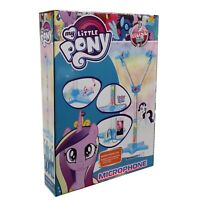 My LIttle Pony Stand Music Microphone Musical Voice Tube Toy Sound Light Kids