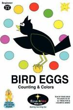 Bird Eggs - Counting & Colors: Count to 20 with Fun & Colorful Birds!