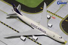GEMINI JETS SAUDIA CARGO BOEING 747-8F 1:400 DIE-CAST MODEL HZAIH GJSVA1555