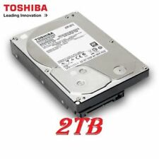 "⭐ ⭐ ⭐ HD HDD HARD DISK DRIVE INTERNO TOSHIBA 2TB 2000GB 3.5 3,5"" SATA III 3⭐ ⭐ ⭐"