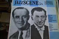 AMBROSE AND HIS ORCHESTRA     LONDON JAZZ SCENE THE 30`S     LP  DECCA  ACL 1103