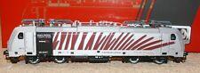 HS ACME AC60409 E Lok 186.444 Traxx Rail Pool Zebra  rot mit ESU Sound