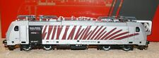 HS ACME AC60409 E Lok 186.444 Traxx Rail Pool Zebra  rot