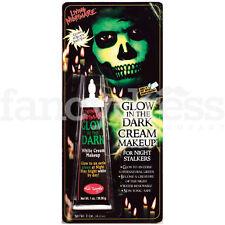 Fancy Dress Costume Accessories SW Glow in the Dark Cream Makeup Scary Halloween