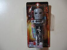 PEZ Klik: Mark from Iron Man (gray), cardboard pack, Brand New and Sealed