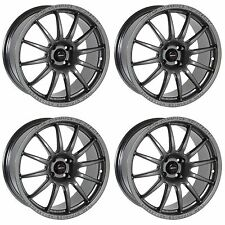 4 x Team Dynamics Anthracite Pro Race 1.2 Alloy Wheels - 4x100 | 15x7 | ET35