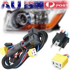 2 Way Universal Wiring Loom Harness Car Headlight LED Light Kits 12V 40A Relay