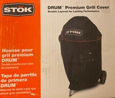 Stok Drum Grill Cover Premium Heavy Duty Double Layered New Bbq Sga6060