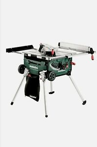 Metabo TS 36-18 LTX Brushless BL254 Table Saw Body Only