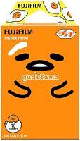 Fujifilm Instax Mini Instant Film 10 sheets, Sanrio Gudetama 2017 Edition