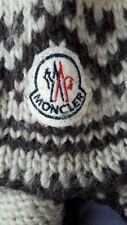 MONCLER cappellino bambino in lana