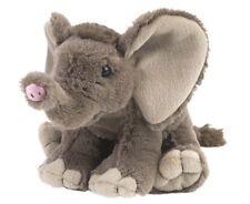 "CUDDLEKINS MINI ELEPHANT BABY 8"" PLUSH STUFFED ANIMAL BY WILD REPUBLIC - BNWT"