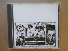 Crispy Ambulance ‎– Fin - Factory Records - LTMCD 2302 - 1990 UK 1st Pressing!!!