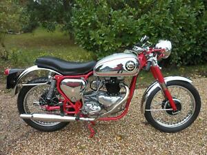 TRIBSA 650, 1970, TRIUMPH 110 ENGINE, A TRIBSA WITH WOW FACTOR, SUPERB