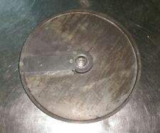 "Hobart SLICER C10 7/16"" Slicing Plate with Replaceable Cutting Edges OUR#1"