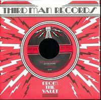 """Third Man Records Vault #23 Single: White Stripes """"Let You Down"""" on White Vinyl"""