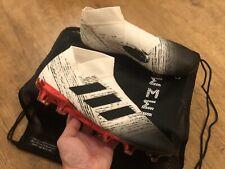 ADIDAS NEMEZIZ 18 + FG FOOTBALL BOOTS TOP SPEC SIZE UK 10.5 US 11 NEW AUTHENTIC
