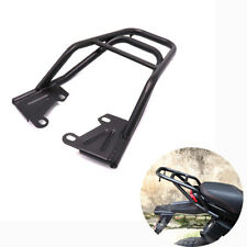 Motorcycle Dirt Bike Modified Rear Shelf Luggage Bag Mount Rack Black Durable